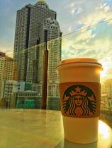 Love my Starbucks